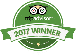 Jet Ski Safari Certificate of Excellence 2017